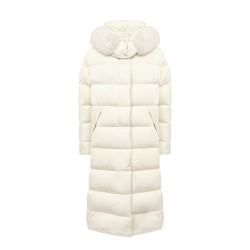 Coat thermal lined