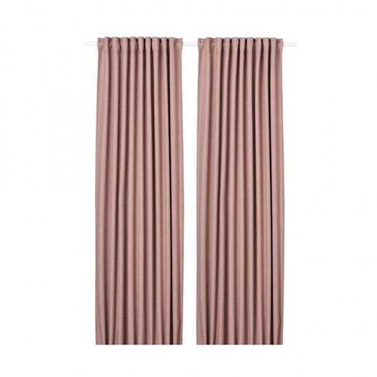 Curtains double sq.m.