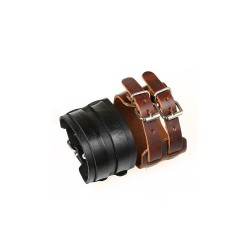 Cuffs (leather) pair